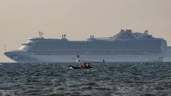 سفينة صينية تدهس قارباً فلبينياً وفقدان قرابة 12 صياداً