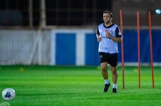 محمد الشلهوب مع نادي الهلال