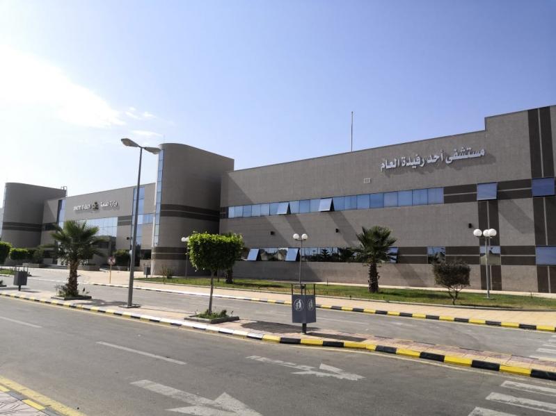 إنقاذ مريض من نزيف الصدر بعد حادث مروري بأحد رفيدة