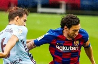 برشلونة ضد سيلتا فيغو